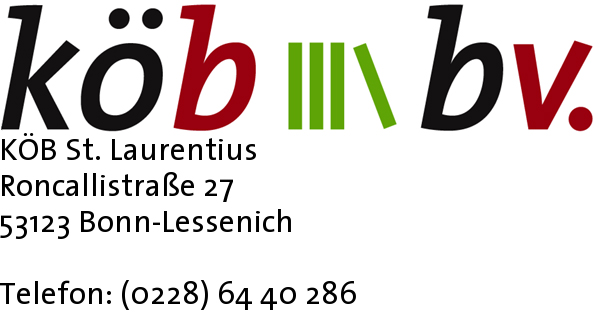 Logo Bücherei st. Laurentius
