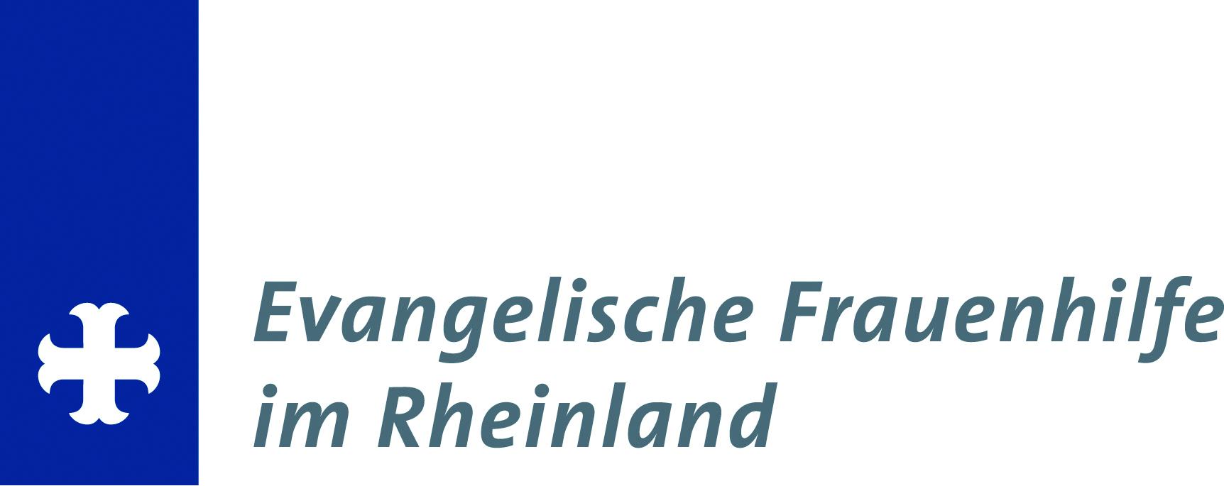 Logo Ev. Frauenhilfe im Rheinland