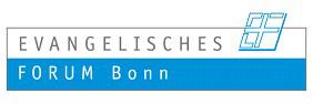 Logo des Ev. Forums Bonn